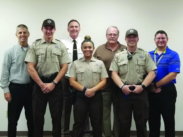 Grundy County welcomes three new deputies | Free Press Newspapers